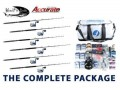 Accurate/Blackfin White Marlin Complete Package