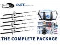 Avet/Blackfin White Marlin Complete Package